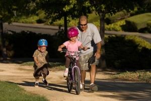Initial Bike Ride